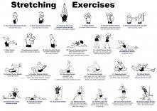 Dla idealnej sylwetki niezbędne jest rozciąganie mięśni.