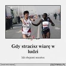 Kocham biegać!