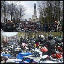 13 kwiecień kto się wybiera na Otwarcie Sezonu Motocyklowego? miejsce: Częstochowa, Jasna Góra
