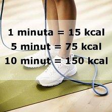 spalone kalorie na skakance :)