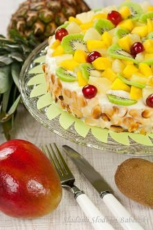 Ciasto egzotyczne
