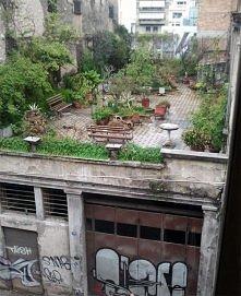 Roof Garden in Greece
