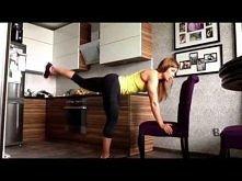 Natalia Gacka - trening na uda i pośladki