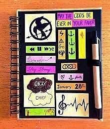 Muszę się zmotywować i taki zrobić, ale najpierw nabyć notes...