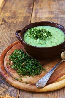 Zupa Krem z Rzeżuchy od Jus...