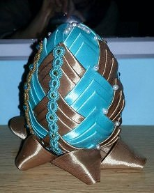 jajko wielkanocne karczoch