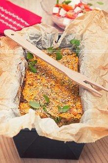 Świąteczny pasztet z warzywami