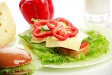 Najlepiej by śniadanie składało się z 7 różnych produktów w 6 różnych kolorach.