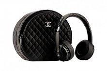 Cudne słuchawki od Chanel - widziałyście coś wspanialszego? :)