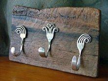 haczyki do kuchni DIY