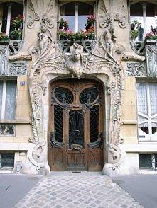 *** Drzwi w Paryżu - Art No...