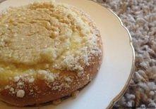 Drożdżówki z waniliowo-cynamonowym serem i kruszonką