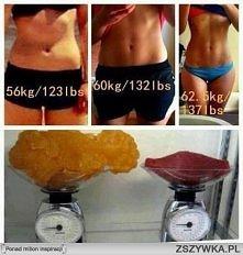 Nie tylko waga jest ważna! Pamiętaj, mięśnie ważą więcej niż tkanka tłuszczowa!