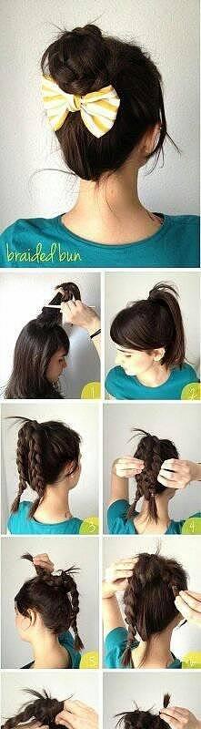włosy nr. 9 :)