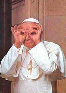Jan Paweł II - Na zawsze w sercach naszych!!!  Wczoraj do ciebie nie należy...