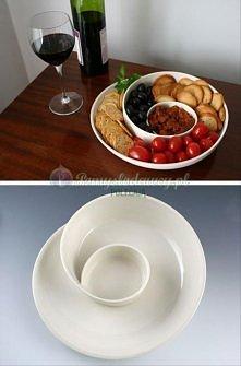 Świetny talerz