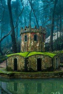 Ancient Tower, Sintra, Portugalia