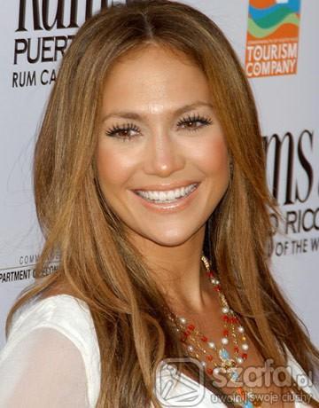Jennifer Lopez I Jej Cudne Włoski Na Włosy Fryzury