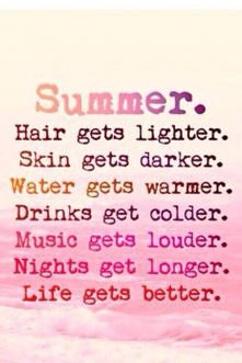 Dlatego tak kocham lato! <3