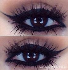 Najlepsza stylizacja z 27 kwietnia: Kocie oko od: Sandraze91