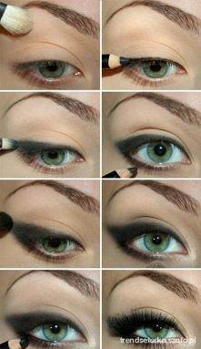 fajny pomysł na makijaz