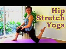 10 Minute Yoga Hip Stretch Workout