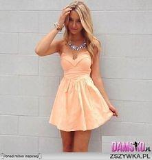 Śliczna sukienka <3