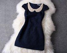blue dress lilyandco.co