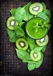 zielony koktajl - detoks