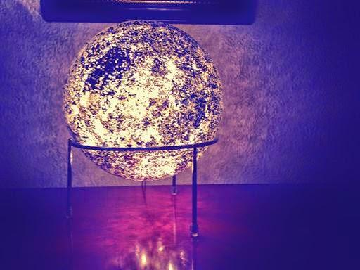 Wybitny przepiękna kosmiczna lampa na Kosmos / Galaxy - Zszywka.pl HE97