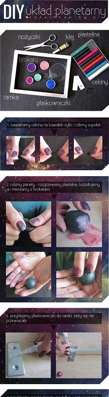 DIY układ planetarny! :))))