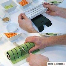 Pomocny gadżet do sushi