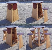 Ciekawy stolik ;)