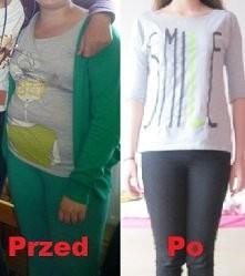 Więc zaczynając od początku. Pierwsze zdjęcie zrobione jest na wakacjach 2013. Ważyłam wtedy około 72 kilogramów. Nie byłam zadowolona z mojego wyglądu, co pewnie nie dziwi. Dru...