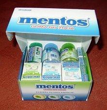 Kampania Mentosa :) Wystarczy się zarejestrować na stronie STREETCOM , wziąć udział w kampanii i testować darmowe produkty . ;)