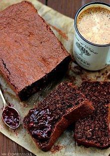 Ciasto otrębowe  Składniki na keksówkę 12x25 cm:   * 110 g (2 szklanki z cz...