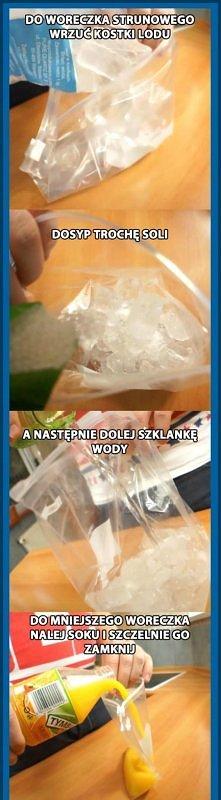 Szybki sposób na lody