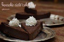 Czekoladowe ciasto francuskie