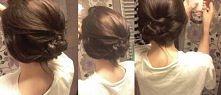 szybka i prosta fryzura