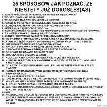 25 Sposobów jak poznać że n...