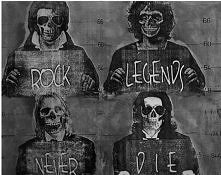 Rock Legends Never Die :)
