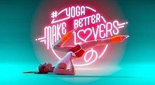 Yoga make better lovers
