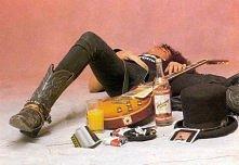 Slash i jego ulubione rzeczy :)