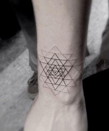 Tatuaż Na Nadgarstku Na Tatuaże Zszywkapl