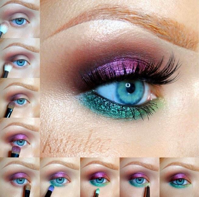 Summer Look opis do tutorialu na kitulec beauty blog