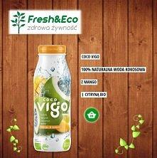 Warto zajrzeć do sklepu Fresh & Eco i zamówić Coco Vigo czyli 100% natura...