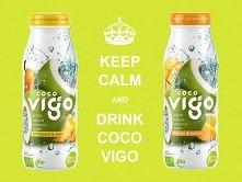 Keep calm & drink Coco Vigo  & smile! :)