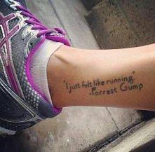 I just felt like running :))