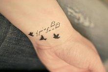 If you're a bird I'm a bird <3