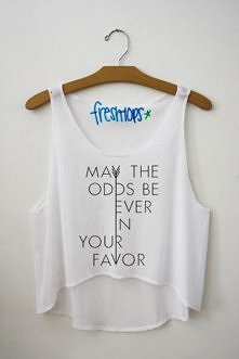 The Hunger Games Crop Top